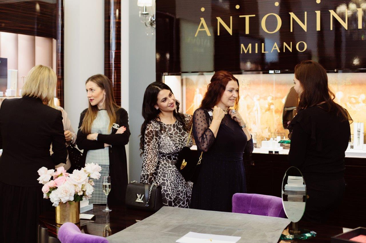 Antonini corner at Monza boutique S.Petersburg_2