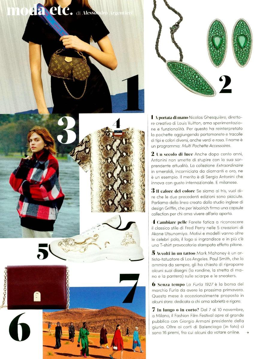Marie Claire Antonini Anniversary100