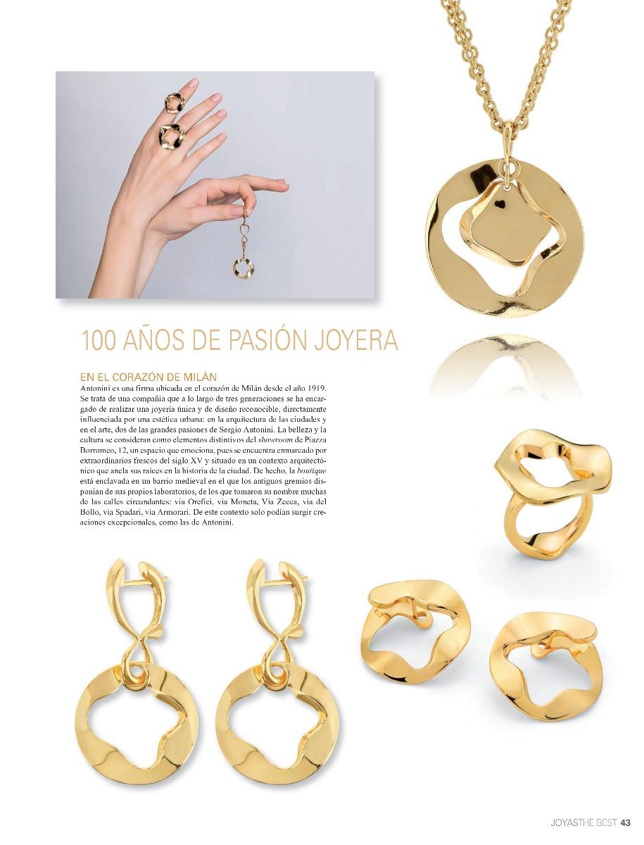 JOYAS Antonini Anniversary100 collection